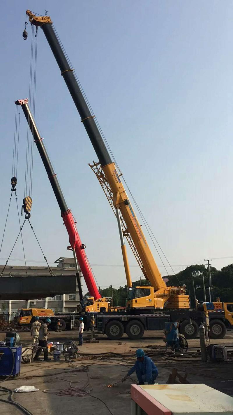 昆山机械吊装施工